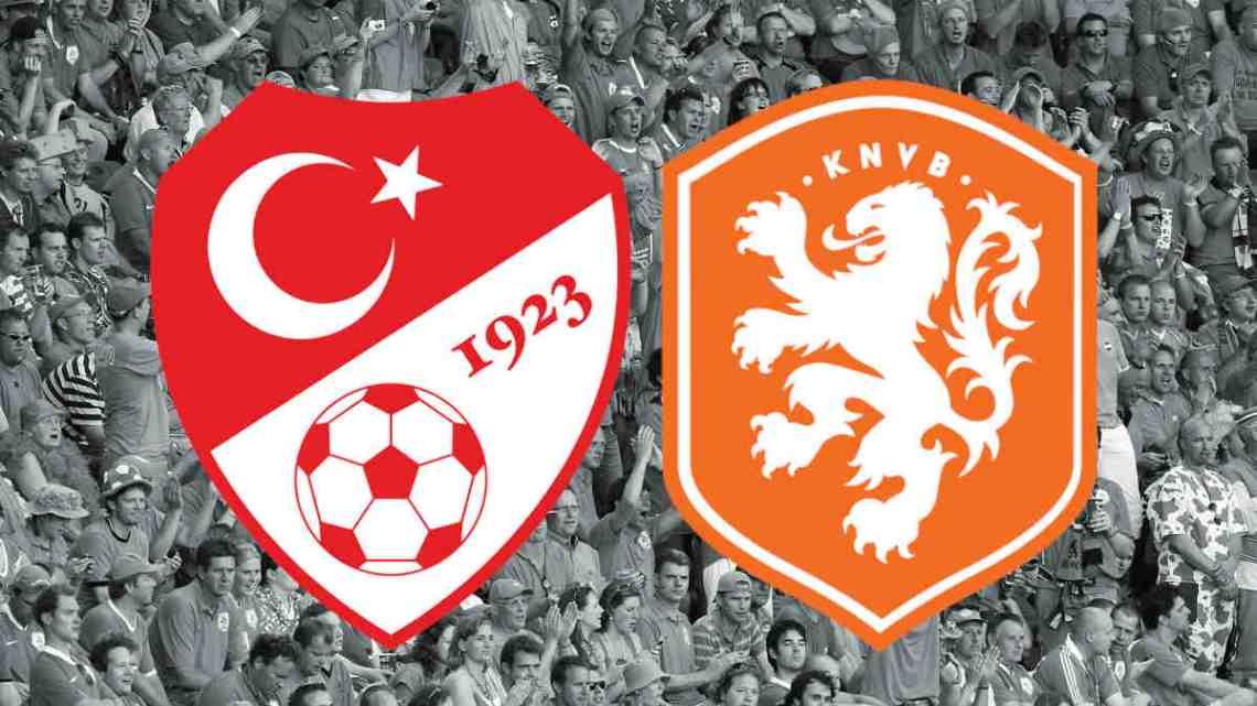 Livestream WK Kwalificatie Turkije - Nederland