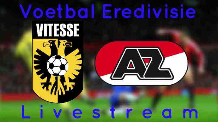Livestream Vitesse - AZ Alkmaar