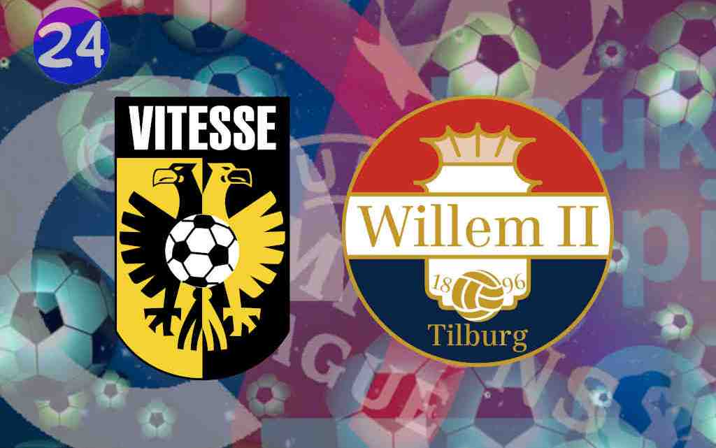 Livestream Vitesse - Willem II