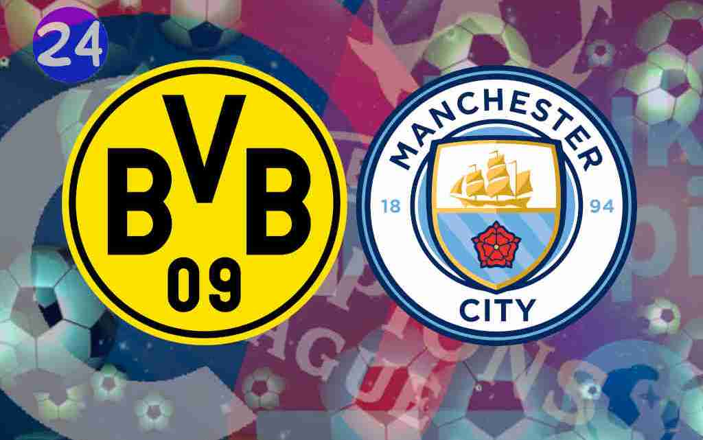 Livestream Borussia Dortmund - Manchester City