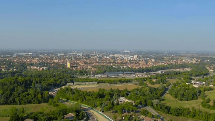 Formule 1 GP Emilia-Romagna