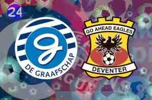 Livestream De Graafschap - Go Ahead Eagles