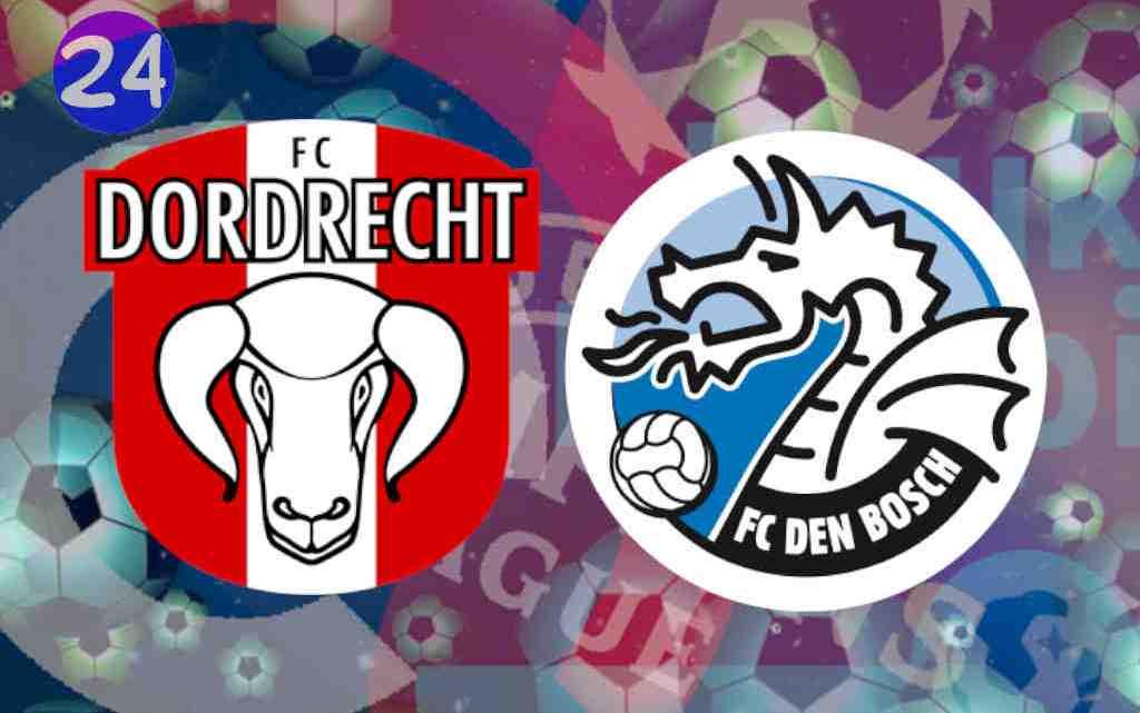 Livestream FC Dordrecht - FC Den Bosch