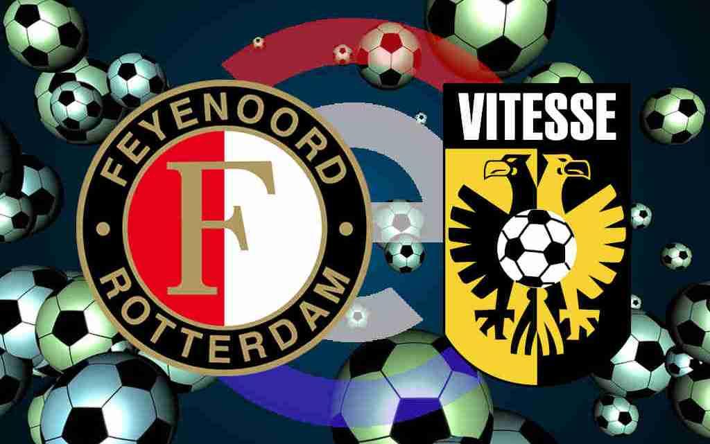 Kijk gratis Feyenoord - Vitesse