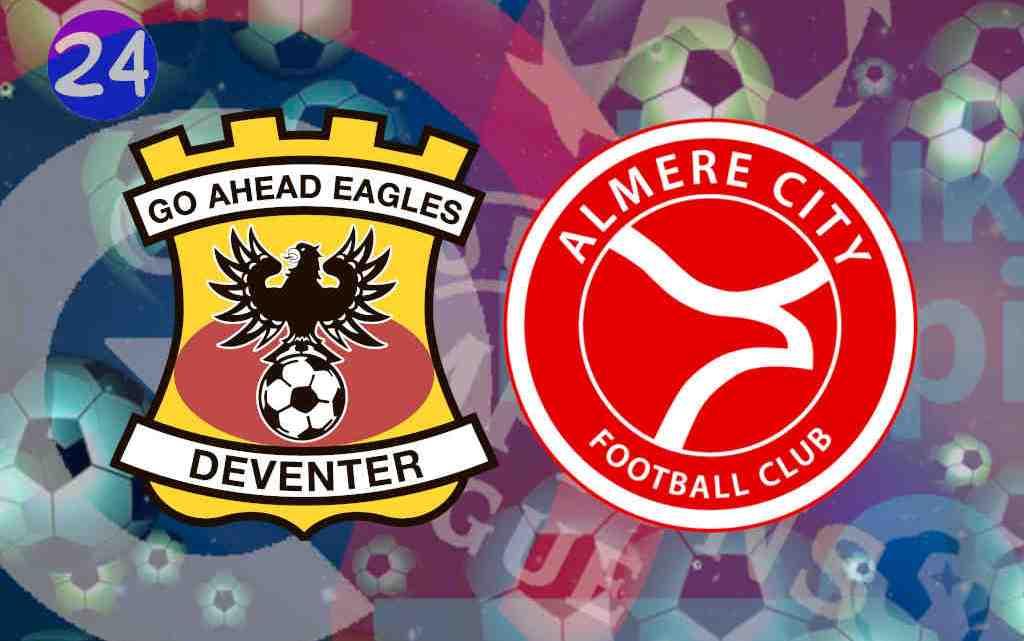 Livestream Go Ahead Eagles - Almere City FC