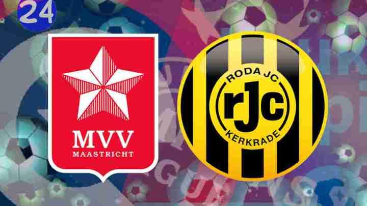 Livestream MVV - Roda JC