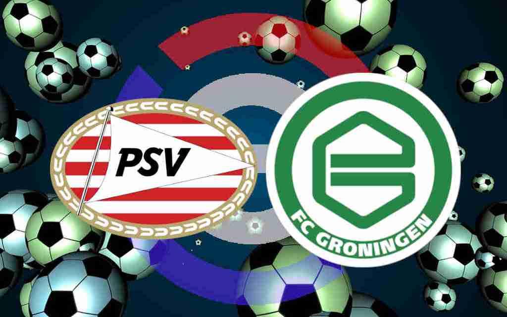 Gratis livestream PSV - FC Groningen