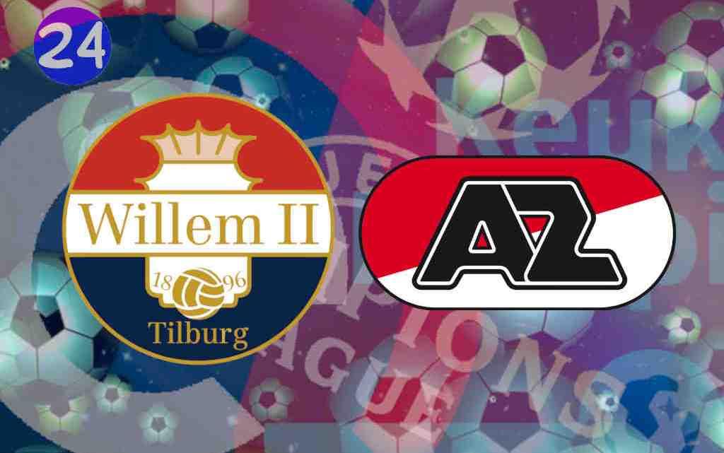 Livestream Willem II - AZ Alkmaar