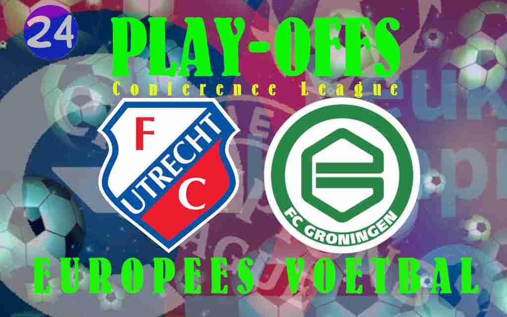 Livestream Play-Offs FC Utrecht - FC Groningen