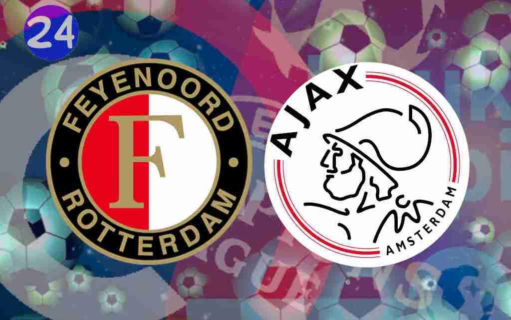 Gratis Livestream Feyenoord - Ajax