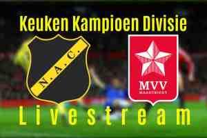 Livestream NAC Breda - MVV