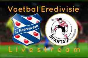 SC Heerenveen - Sparta Livestream