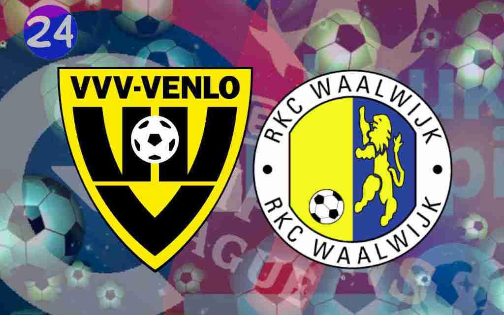 Livestream VVV Venlo - RKC Waalwijk