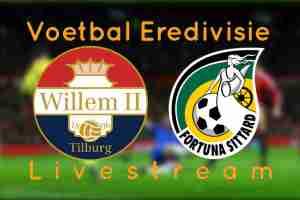 Willem II - Fortuna Sittard Livestream