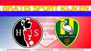 Livestream Helmond Sport vs ADO Den Haag