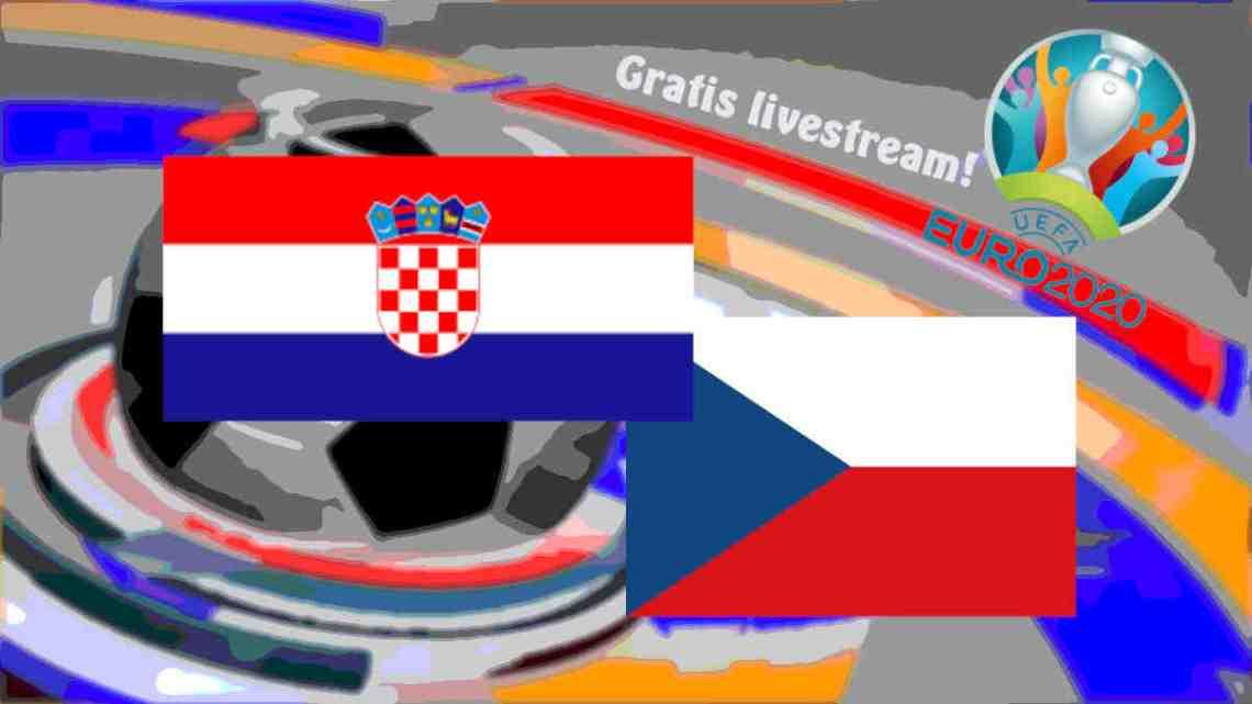 Livestream Kroatië - Tsjechië