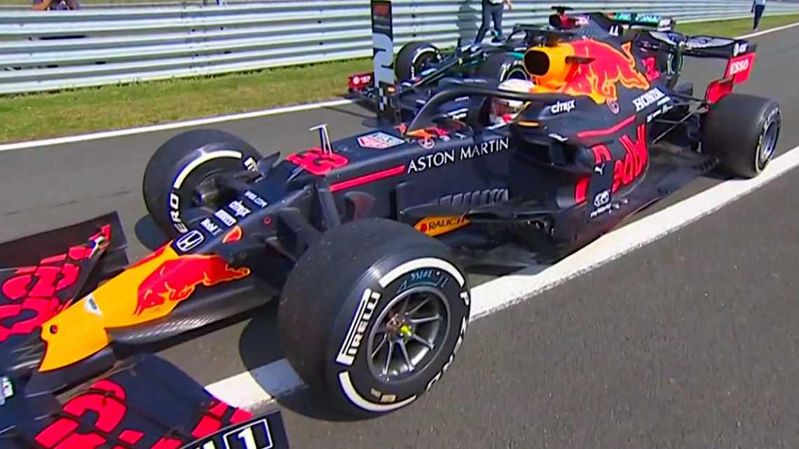 Formule 1 Livestream ©SS24
