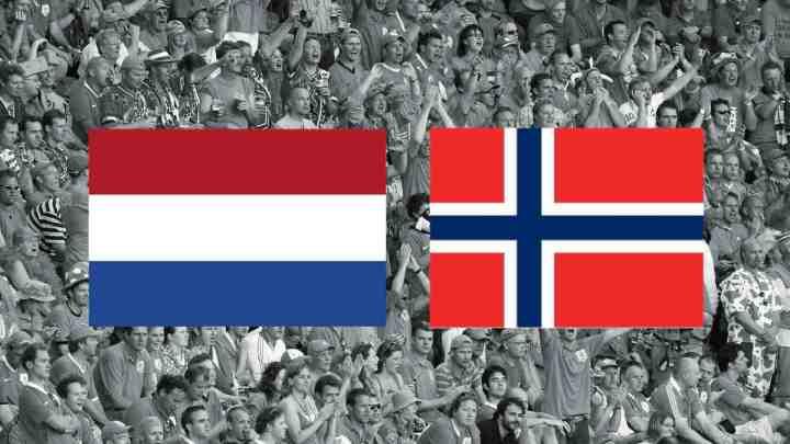 Livestream Oefeninterland Nederland - Noorwegen (V)