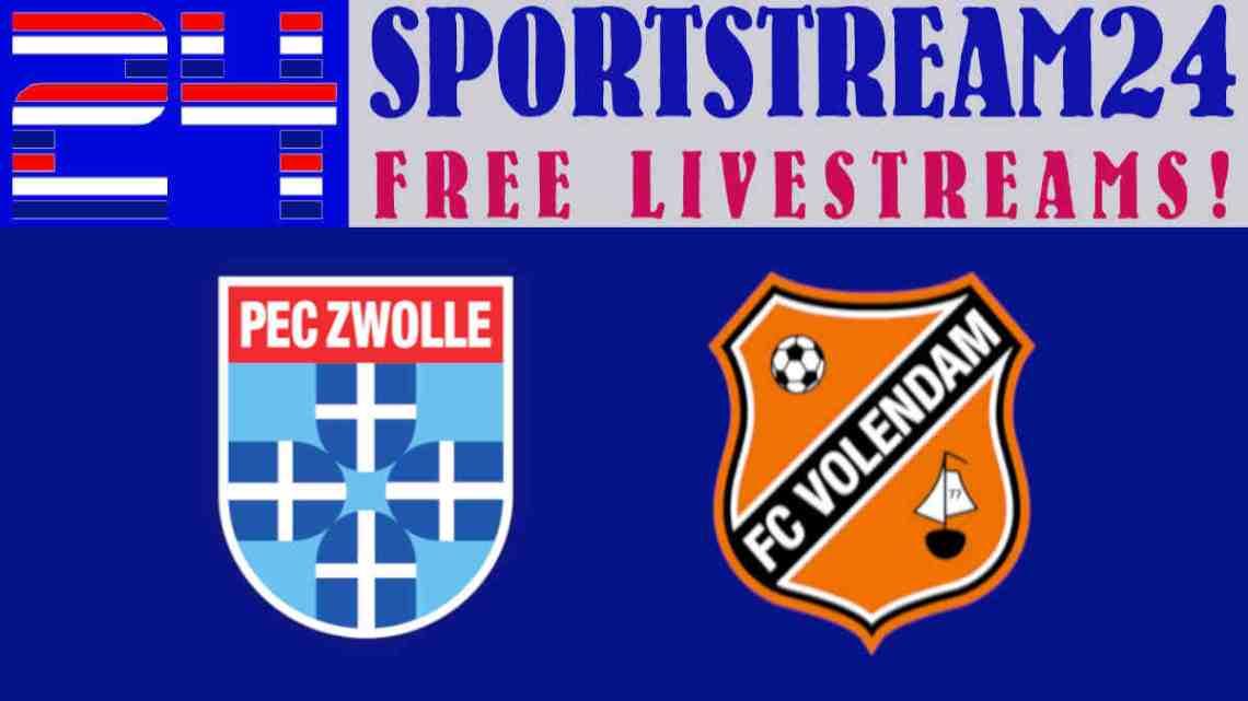 Livestream PEC Zwolle - FC Volendam