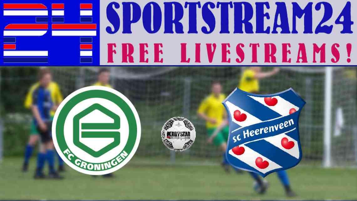 Live Stream FC Groningen - SC Heerenveen