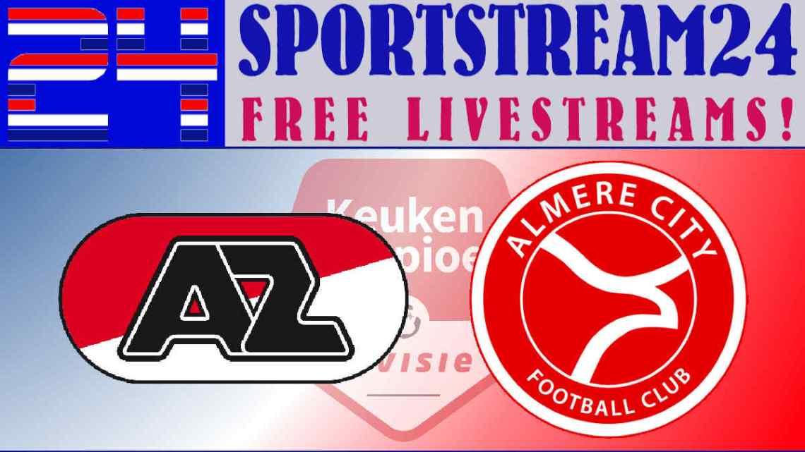 Jong AZ - Almere City FC livestream