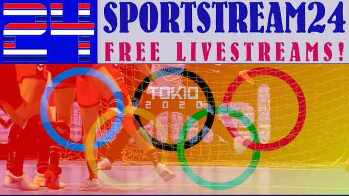 Livestream handbal Nederland - Japan (v)