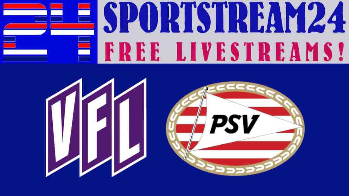 Livestream VFL Osnabrück - PSV