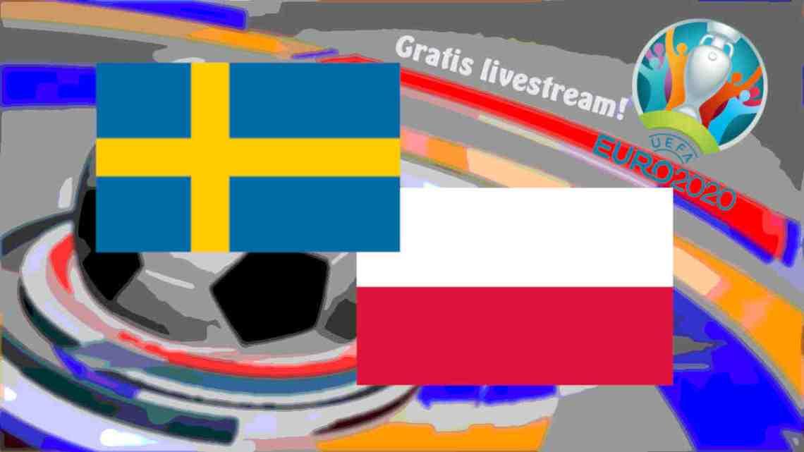 Livestream Zweden - Polen
