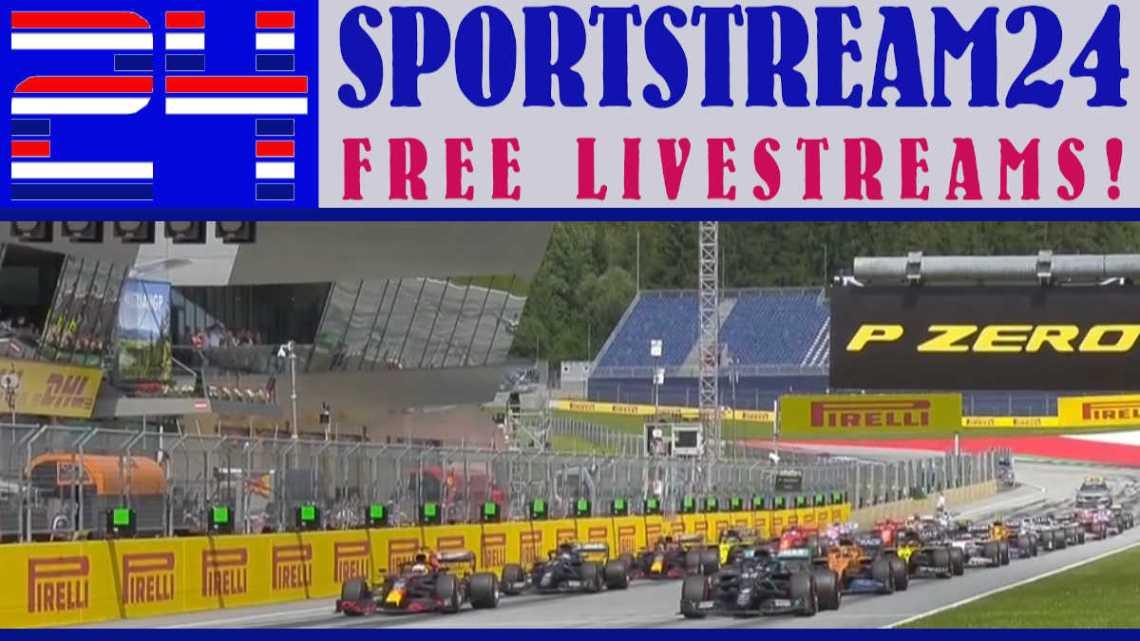 Gratis Formule 1 Livestream!