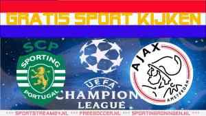 Livestream Sporting Portugal - Ajax