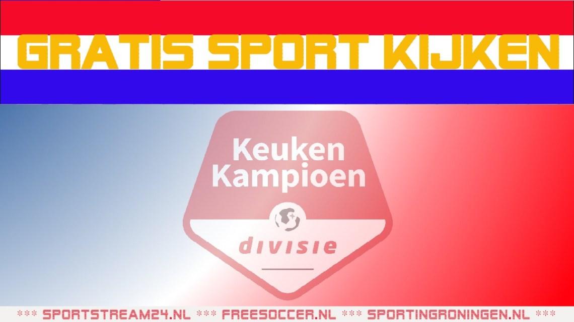 Programma Eerste Divisie seizoen 2021-2022