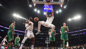N.B.A. Western Conference Preview: The Lakers Reloaded