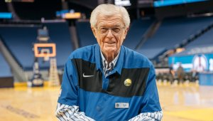 His Job Is Counting Stephen Curry's 3-Pointers. You'd Retire, Too.