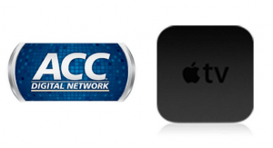 "The ACC Digital Network Launches ""ACC Sports"" on Apple TV"