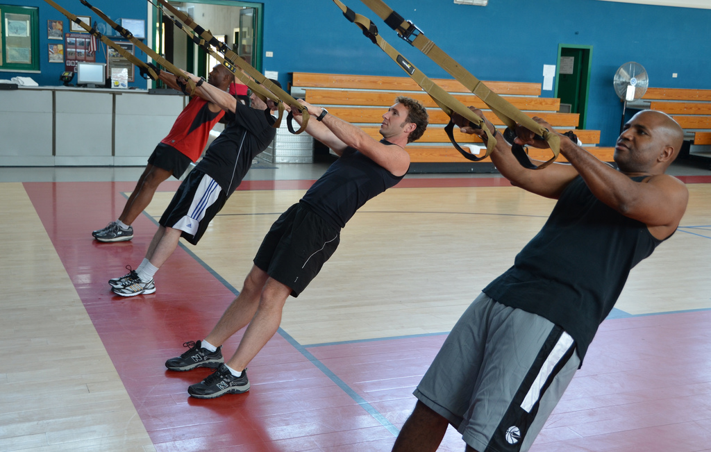 Which Is Better? TRX vs. Weightlifting