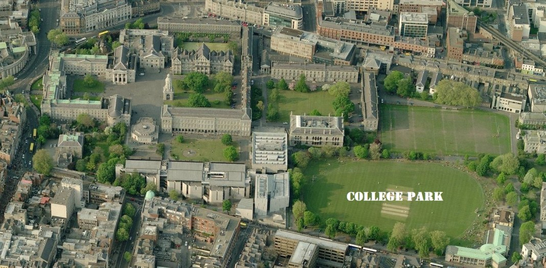 trinity college track