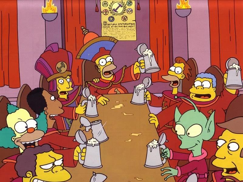 Simpsons-Freemasonry-Connection