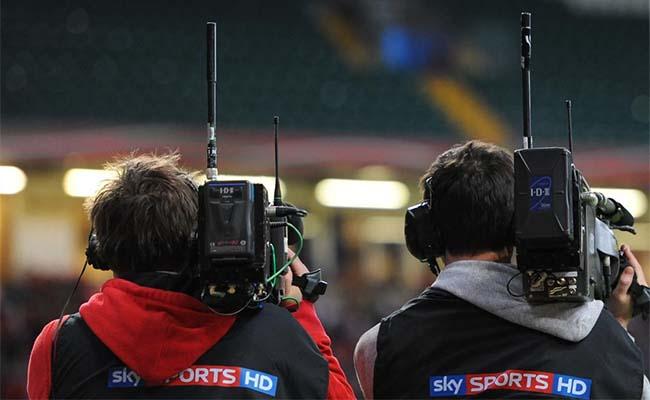 Sky Sports Camermen