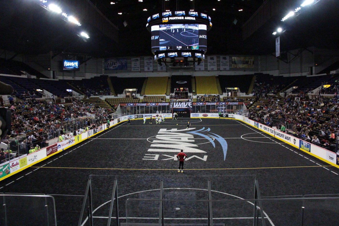 Fastgrass At740 Gives The Milwaukee Wave A True Home
