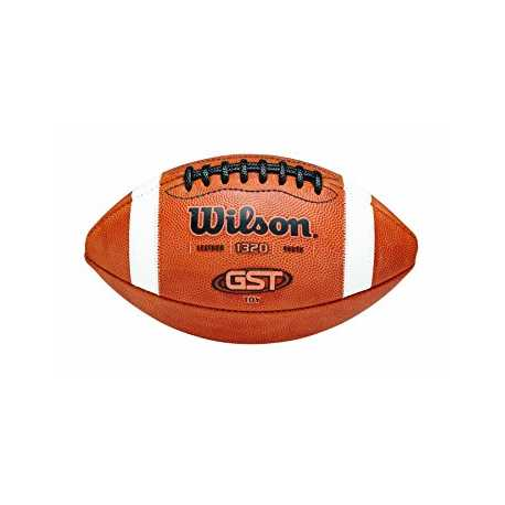 BALLON WILSON GST YOUTH CADET CUIR FOOTBALL AMERICAIN