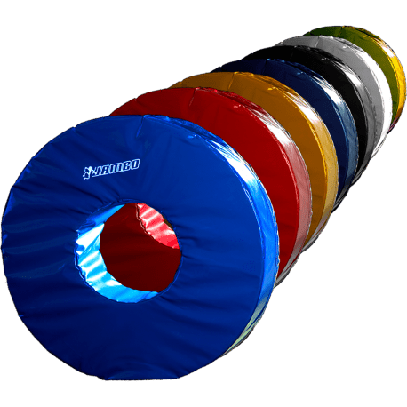TACKLE DONUT DUMMIES TUBE JAMBO