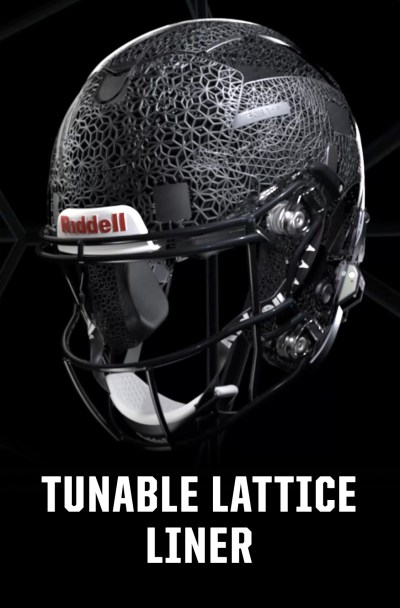 RIDDELL SPEED FLEX DIAMOND TECHNOLOGIE 3D