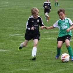 Tannas F-Junioren konnten sich gegen denBodelwitzer SV II mit 3:0 durchsetzen.
