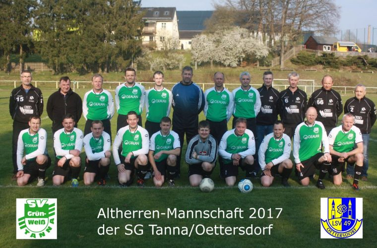 SG Knau/Plothen - SG Tanna/Oettersdorf 0:6 (0:2)