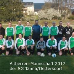SV Blau-Weiß Neustadt - SG Tanna/Oettersdorf 2:8 (1:2)