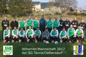 SV Blau-Weiß Neustadt – SG Tanna/Oettersdorf 2:8 (1:2)