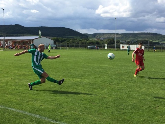 SV 08 Rothenstein - SG SV Grün-Weiß Tanna 4:1 (1:0)