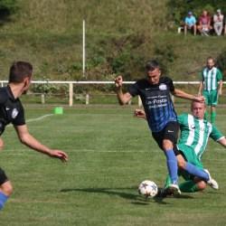 SG SV Grün-Weiß Tanna - SG FSV Hirschberg 2:1 (1:0)