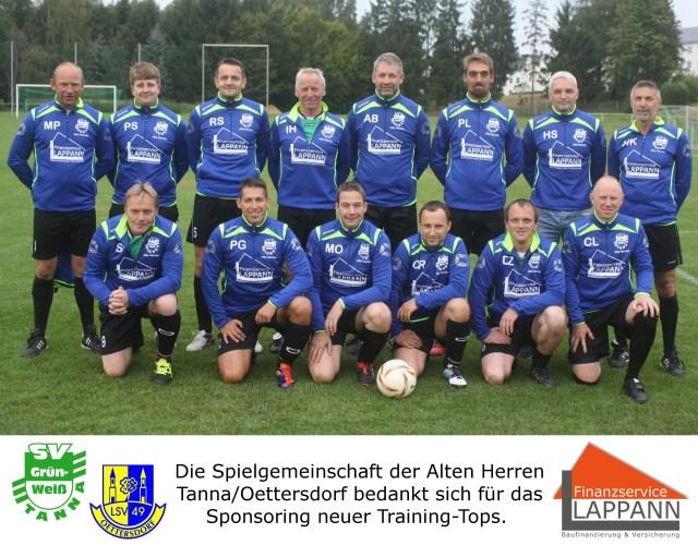 SG Tanna/Oettersdorf - SV Bobenneukirchen 8:2 (2:1)