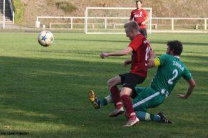 SG SV Grün-Weiß Tanna –  SV Fortuna Gefell 2:2 (1:1)